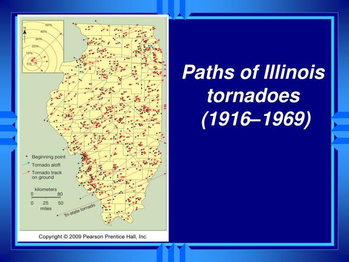 Paths of Illinois