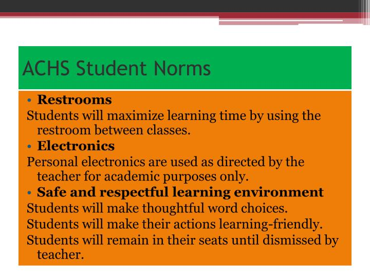 Achs student norms1