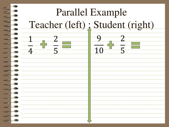 Parallel Example