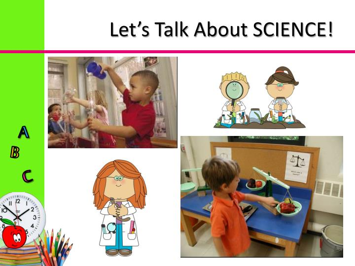 Let's Talk About SCIENCE!