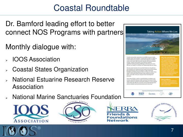 Coastal Roundtable