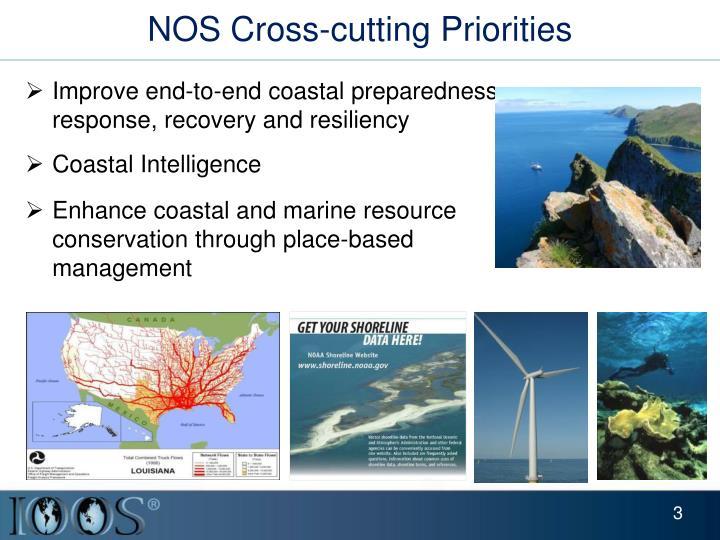 NOS Cross-cutting Priorities