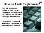 how do i ask forgiveness1