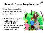 how do i ask forgiveness4