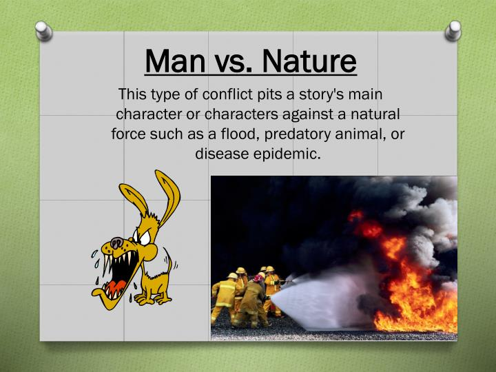 Man vs. Nature