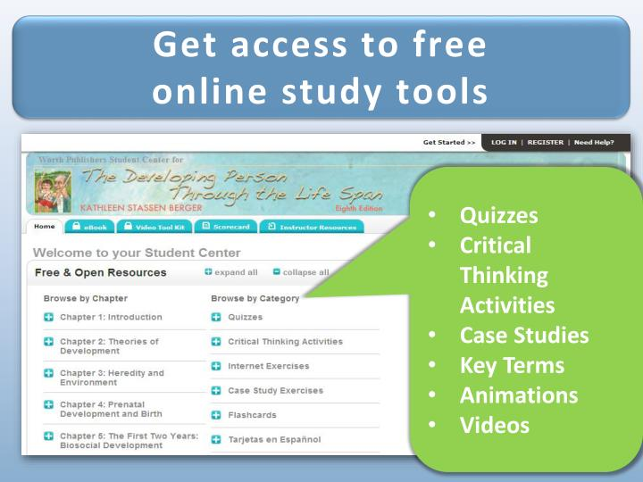 Get access to free