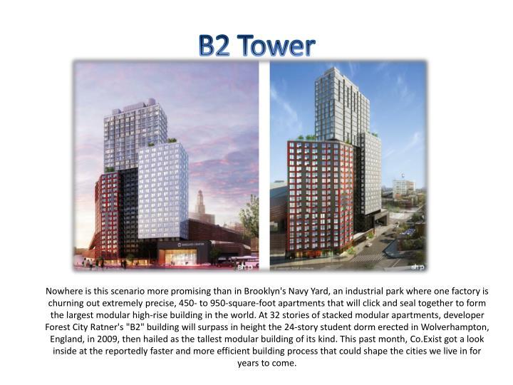 B2 Tower