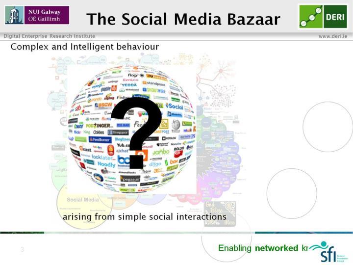 The Social Media Bazaar