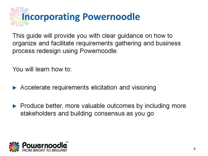 Incorporating Powernoodle
