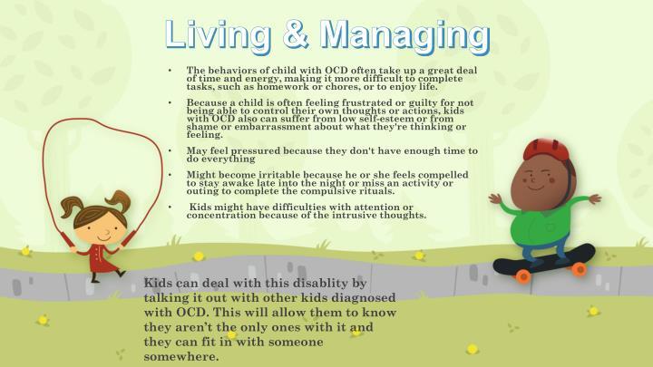 Living & Managing