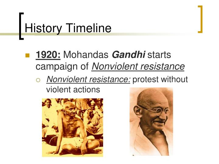 History Timeline