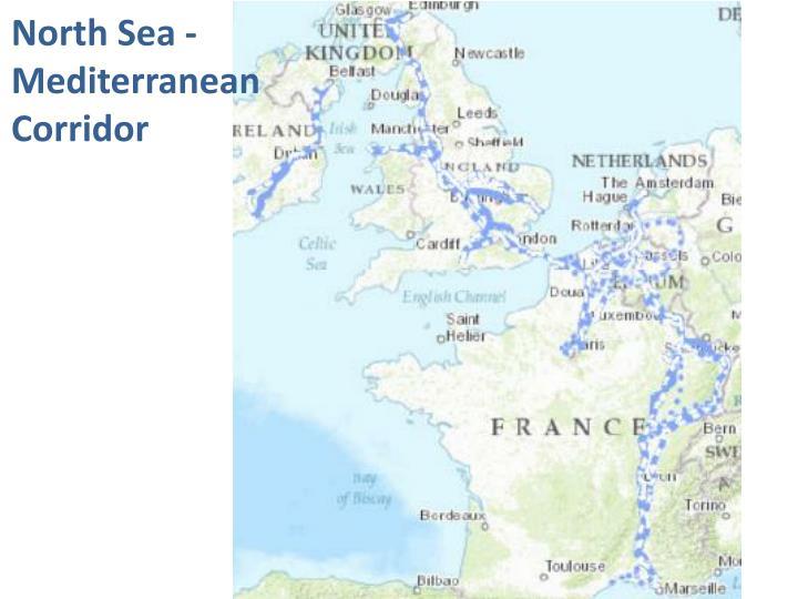 North Sea -Mediterranean Corridor