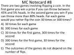 mc notecard 8