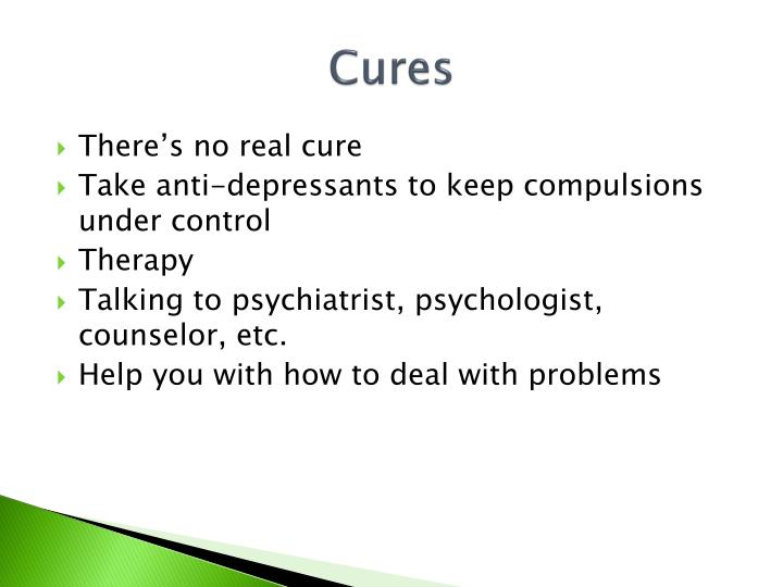 Cures