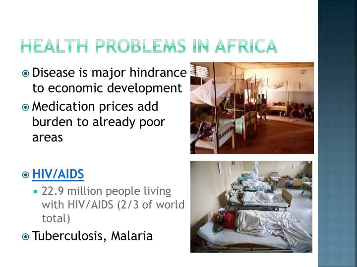 Health Problems in Africa