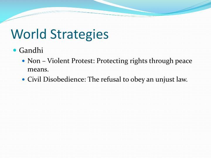 World Strategies