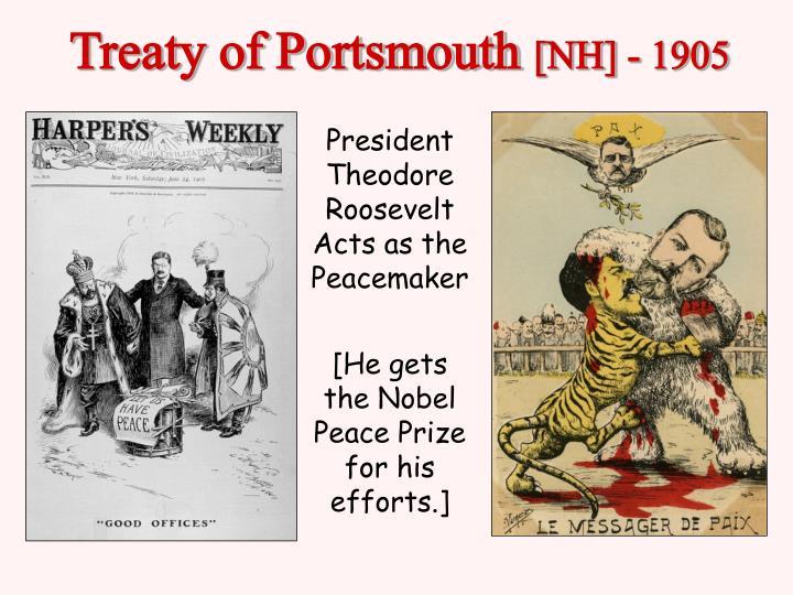Treaty of Portsmouth