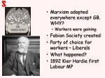 socialism in britain