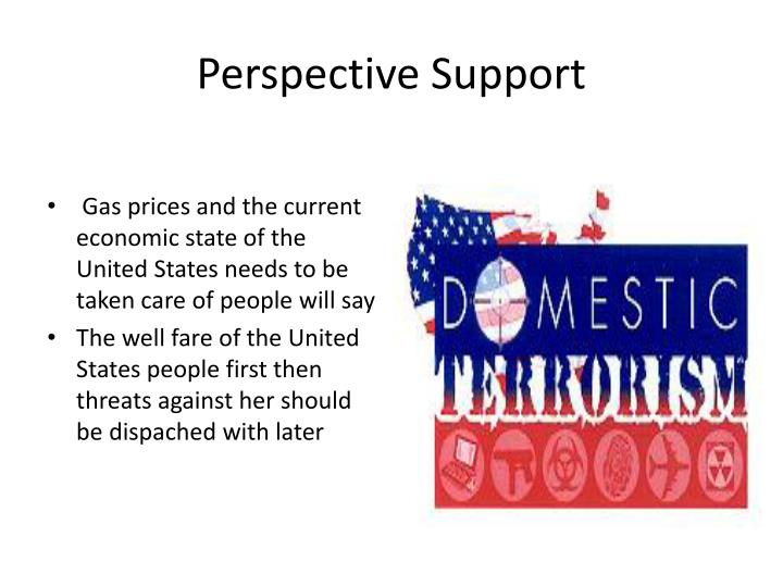 Perspective Support