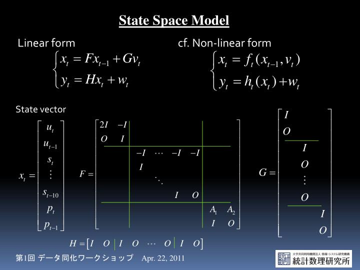 State Space Model