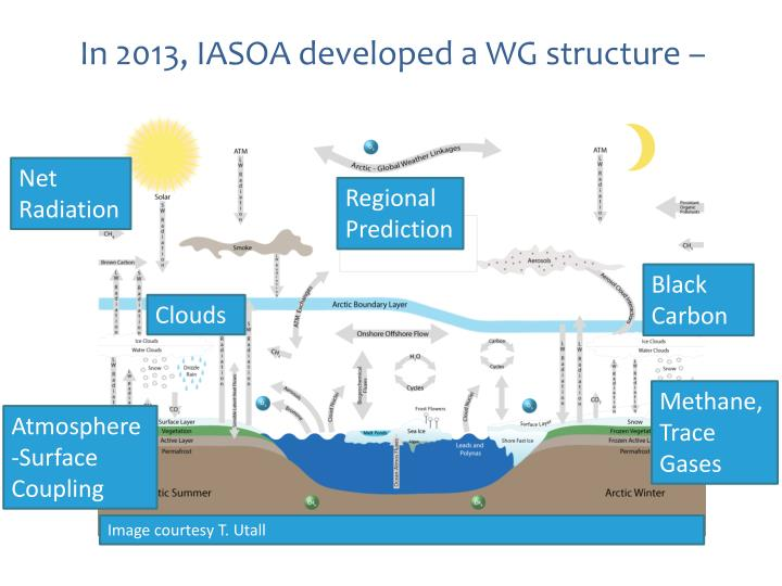 In 2013, IASOA developed a WG structure –