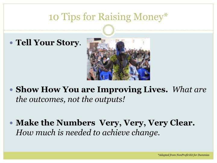 10 Tips for Raising