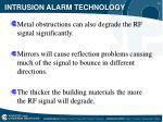 intrusion alarm technology12