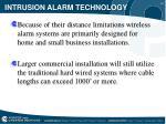 intrusion alarm technology13