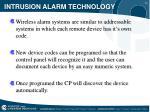 intrusion alarm technology14