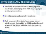 intrusion alarm technology15