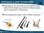 intrusion alarm technology17