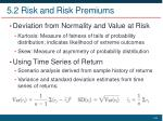 5 2 risk and risk premiums3
