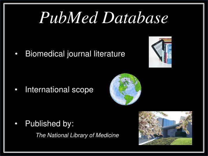 PubMed Database