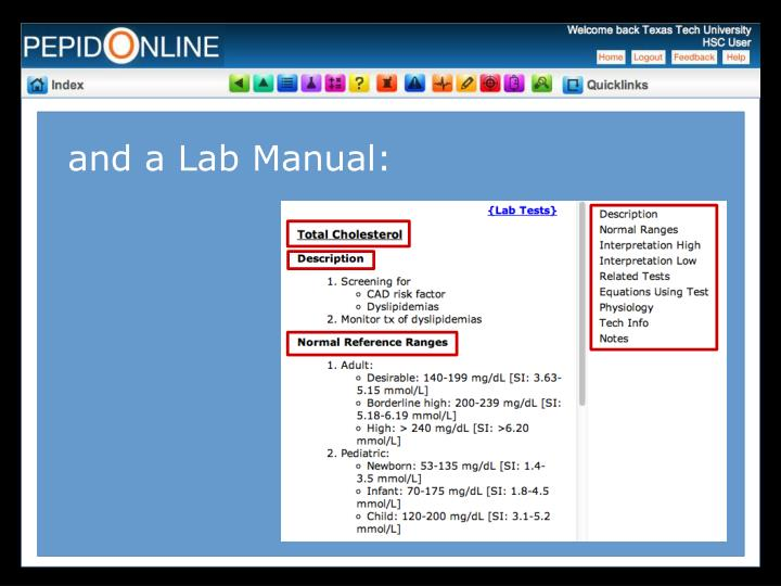 and a Lab Manual: