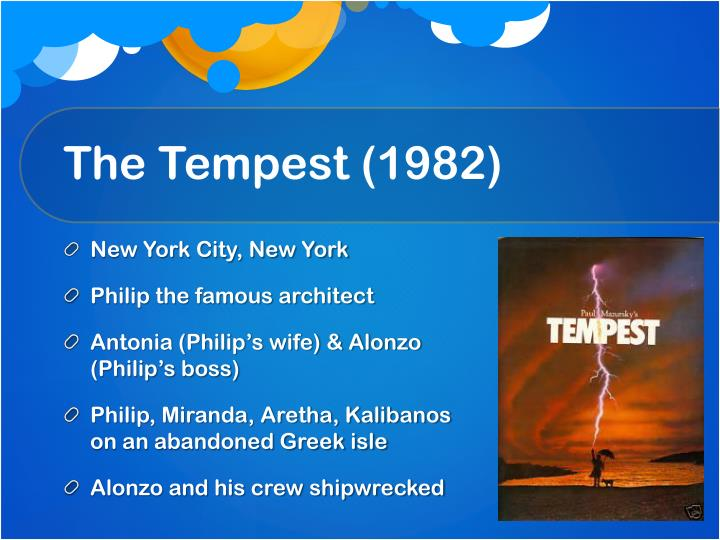 The Tempest (1982)