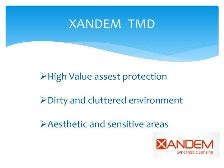 XANDEM  TMD