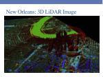 new orleans 3d lidar image