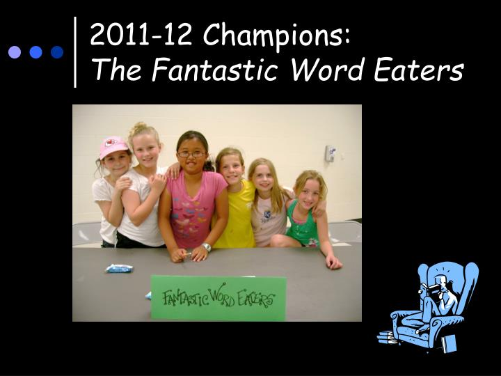 2011-12 Champions: