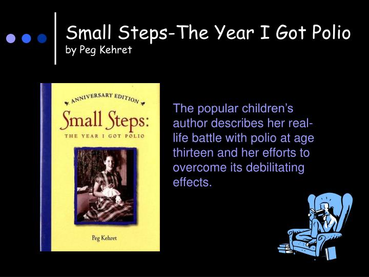 Small Steps-The Year I Got Polio