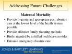 addressing future challenges3