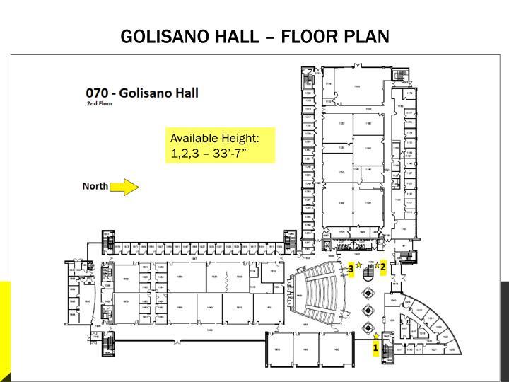 Golisano Hall –