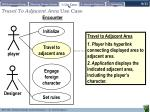 travel to adjacent area use case