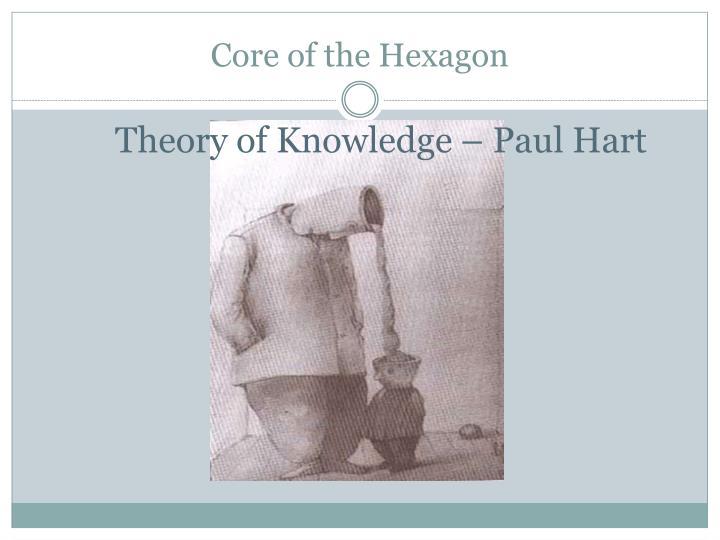 Core of the Hexagon