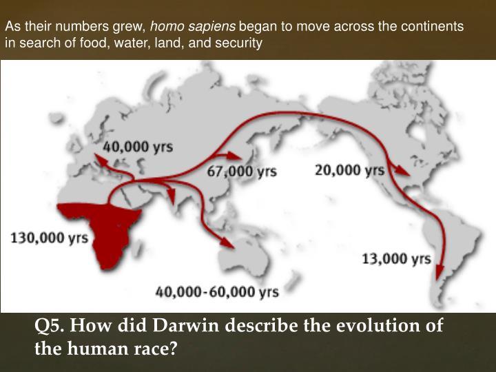 As their numbers grew,