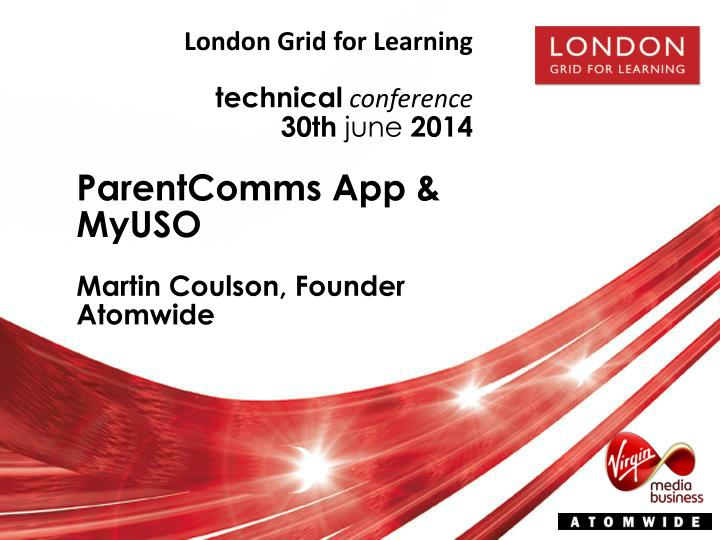 London Grid for Learning