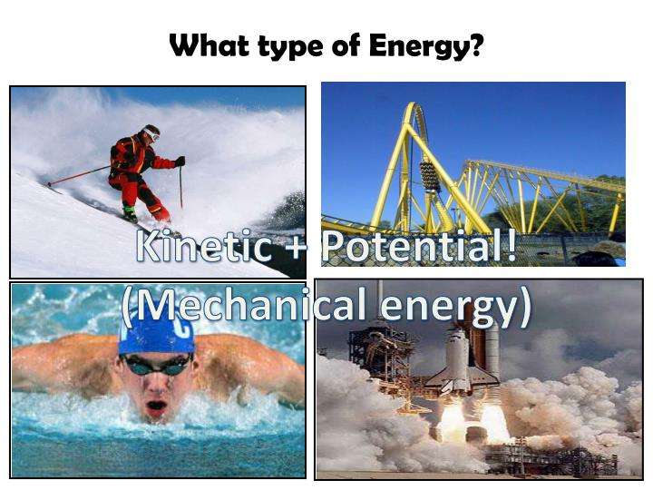 What type of Energy?