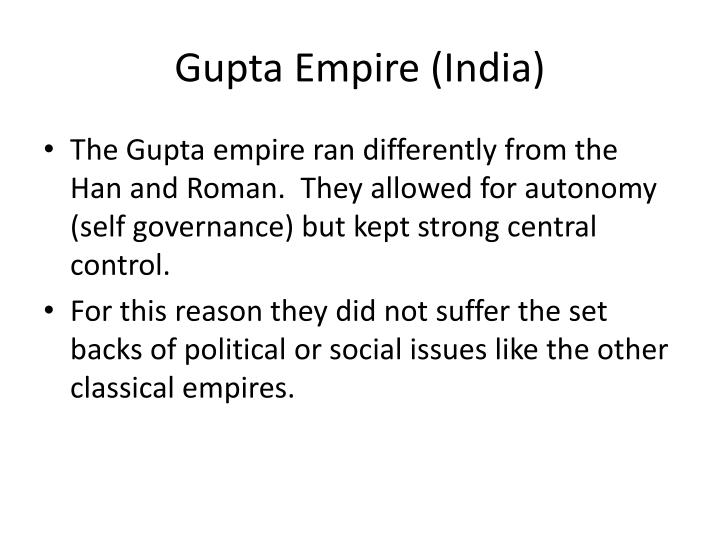Gupta Empire (India)