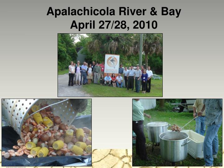 Apalachicola River & Bay