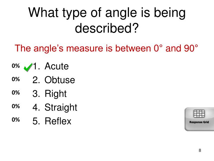 What type of angle is being described?