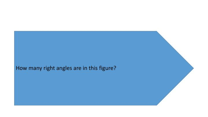 How many right angles are in this